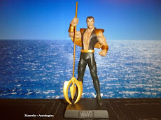 Coleção Marvel Figurine Nº 36