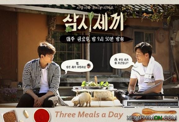 Three Meals