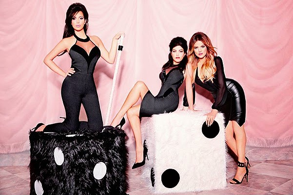 Kardashian sisters Kollection fashion 2014