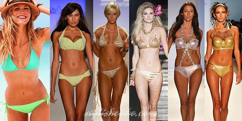Swimwear 2013 Trends