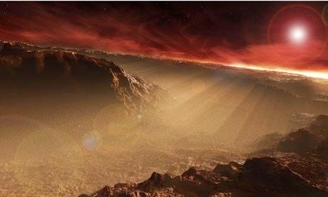 5 Alasan Manusia Tidak Bisa Hidup di Mars