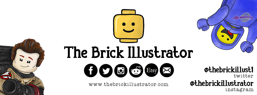 The Brick Illustrator