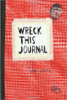 http://www.amazon.com/Wreck-This-Journal-Red-Expanded/dp/0399162720/ref=sr_1_3?ie=UTF8&qid=1452810143&sr=8-3&keywords=wreck+this+journal