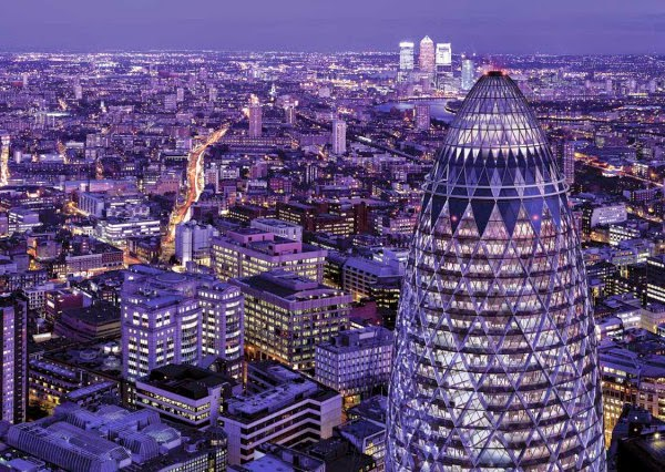 London's Gherkin is up for sale for £640m