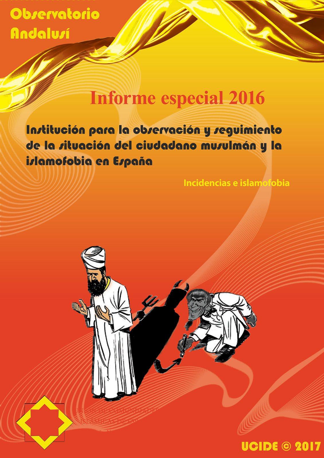 Informe Especial 2016