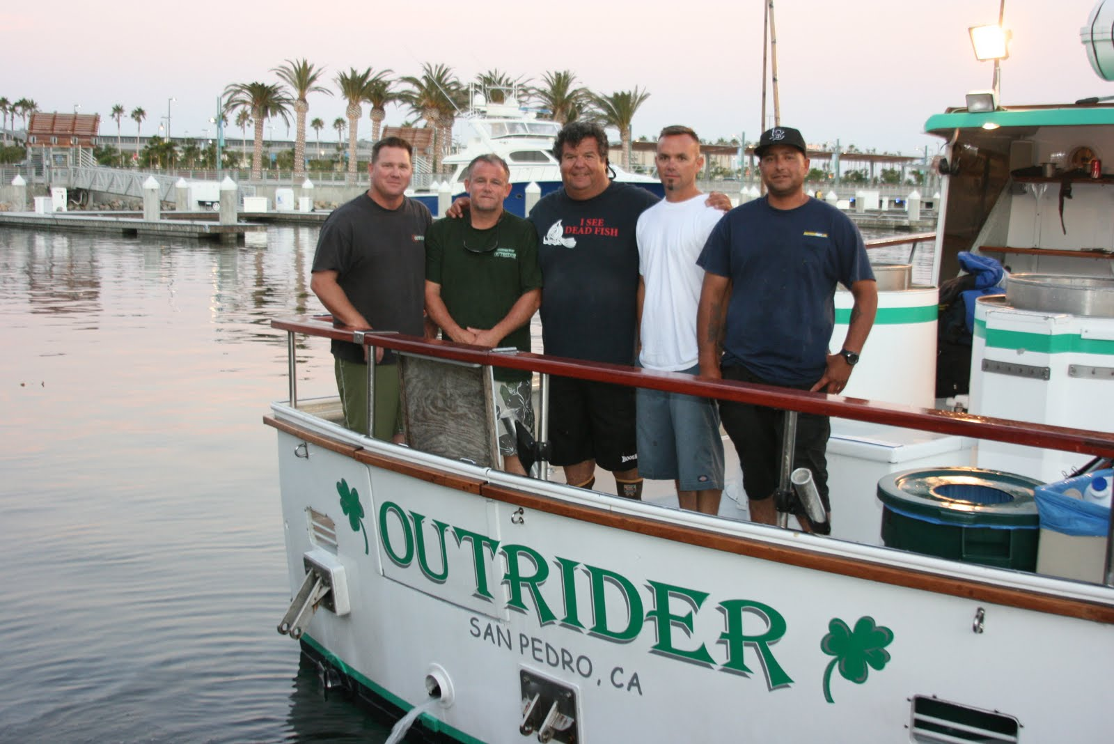 Dan 39 s journal outridder fishing report it was an awesome for Sport fishing with dan hernandez