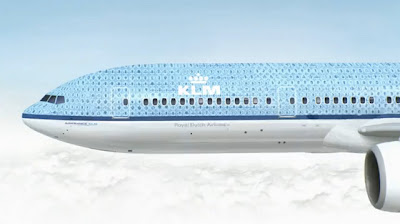 [Internacional] KLM quer personalizar 777 com rostos de fãs da empresa  KLM+Tile+777-thumb-560x313-123881