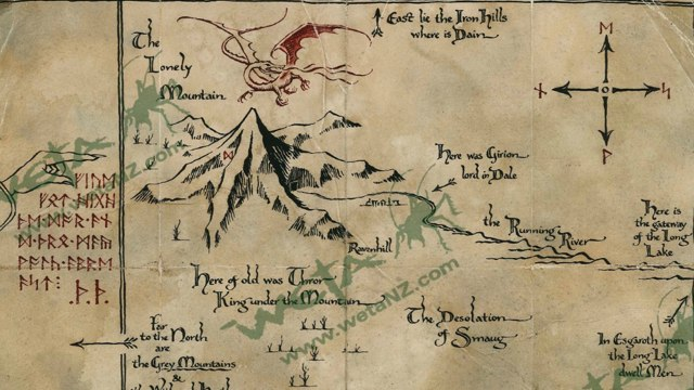 The Lonely Mountain Would Be An Amazing Tattoo
