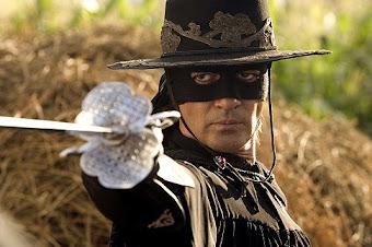 Antonio Banderas (El Zorro)