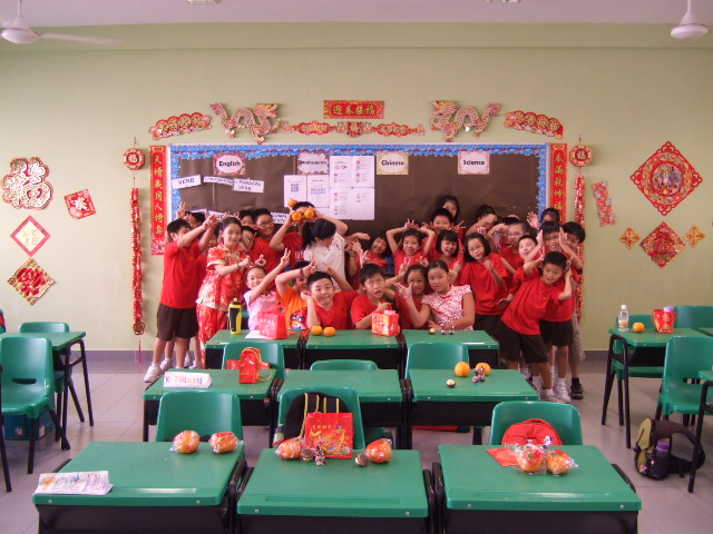 New Year Classroom Decoration Ideas ~ P loyalty mathematics chinese new year celebration