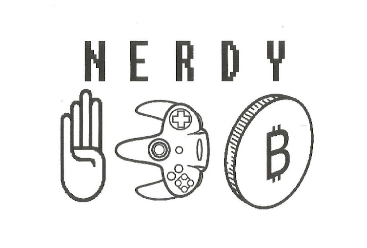 NERDY FOR THIRTY