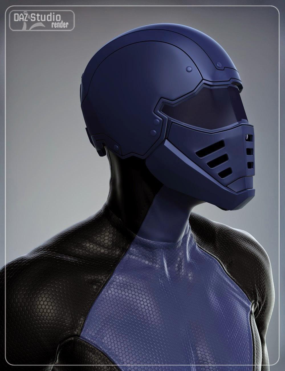 Kit Sci-Fi Casque pour Genesis 2 Homme (s) et Genèse 2 Femme