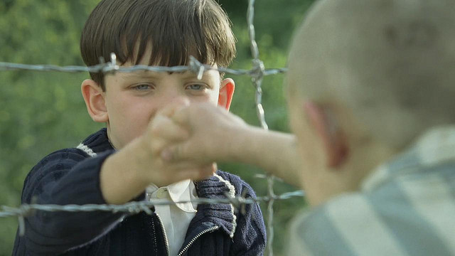 The Boy In The Striped Pajamas Shmuel Actor