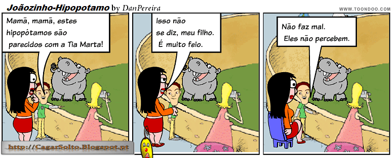 Joãozinho - Hipopotamo