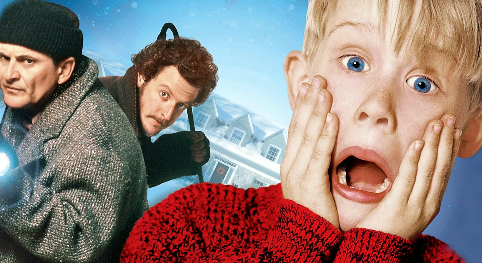 Home Alone, Horror Film Trailer, Horror Movie, Best Christmas Movies to Watch, Chritsmas Film,