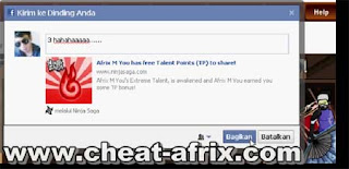 Cheat Share TP ( 2013 ) | Clan Reward | Amaterasu