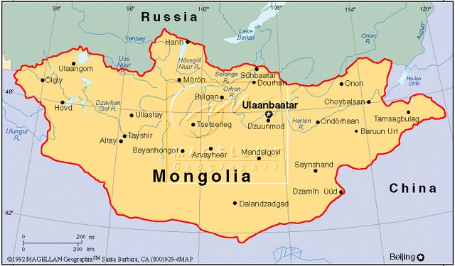 Keunikan Festival Naadam di Mongolia