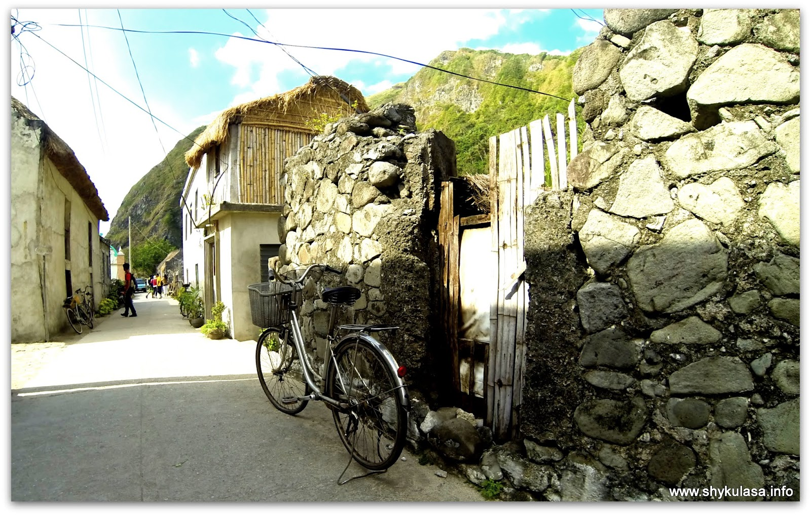 Stone Houses at Chavayan Village, Sabtang, Batanes