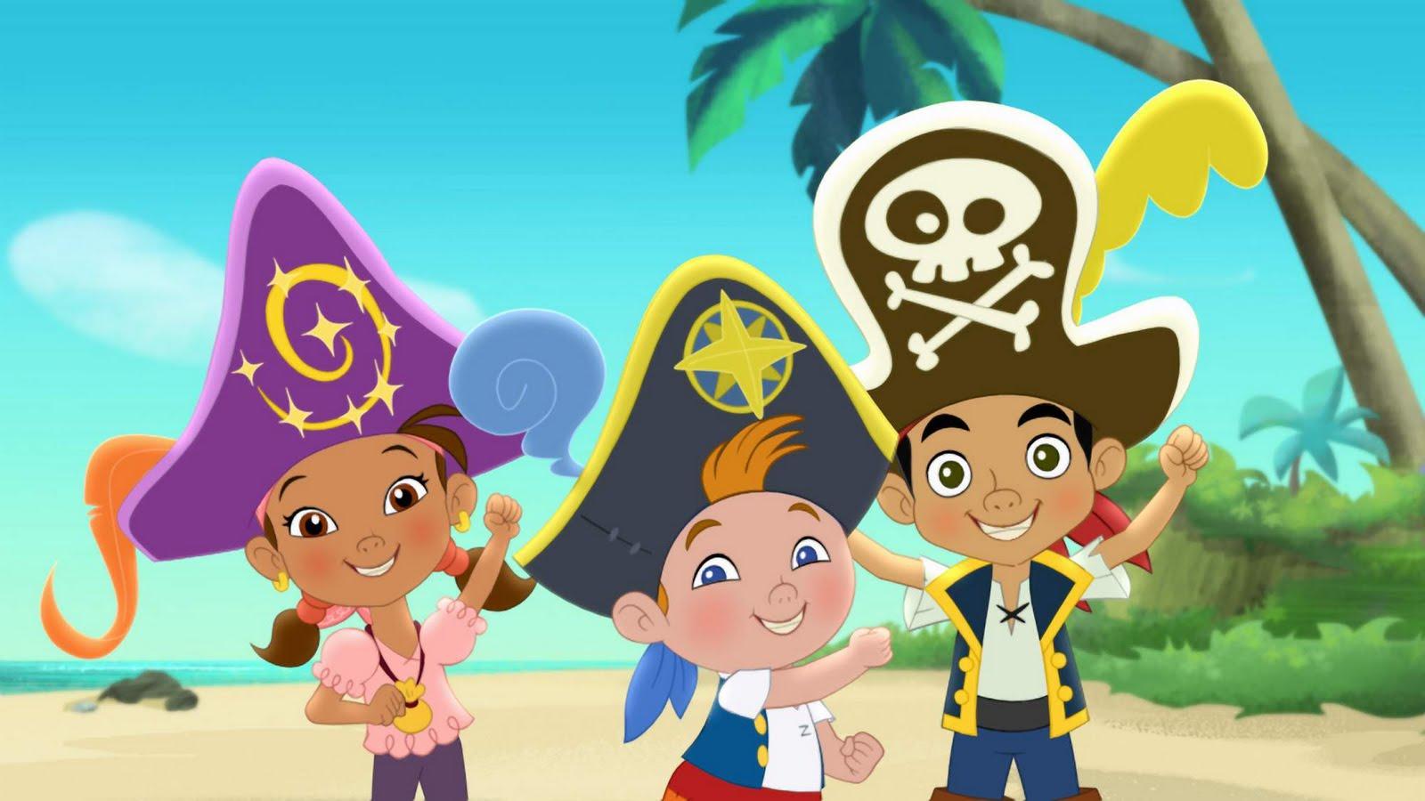 Jake y los piratas Invitacion al 5to cumpleaños de armando