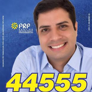 """""""Deputado Estadual Lilo Pinheiro do PRP 44"""""""