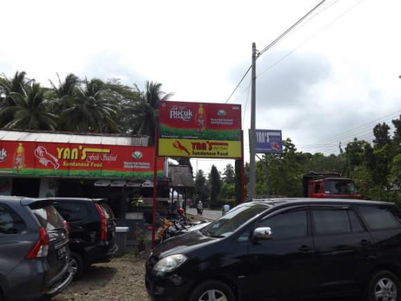 Pantai Pangandaran Surganya Seafood