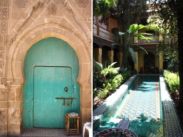 marrakech couleur