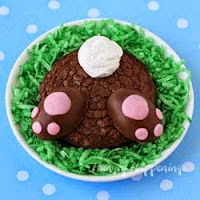 Brownie Bunny Butts