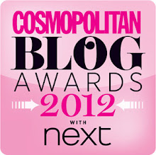My Passport To Style Was Short-listed For The Cosmo Blog Awards 2012