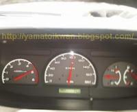 Spedometer 100km/jam