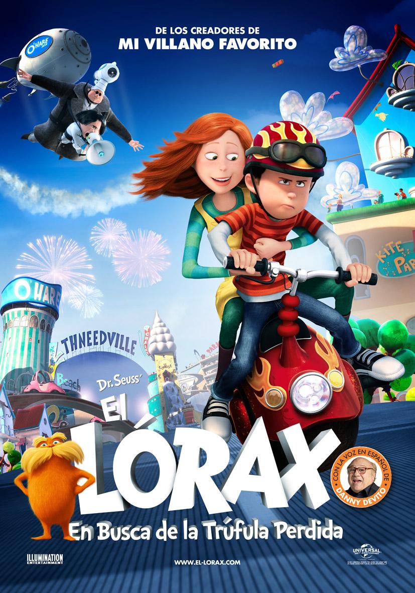 Lorax. En busca de la trúfula perdida (Dr. Seuss' The Lorax) (2012)