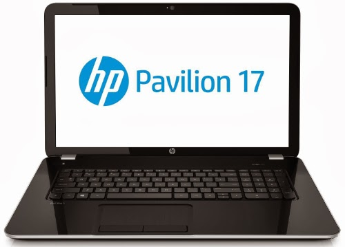 Laptop HP Pavilion 17-e135sw z Biedronki