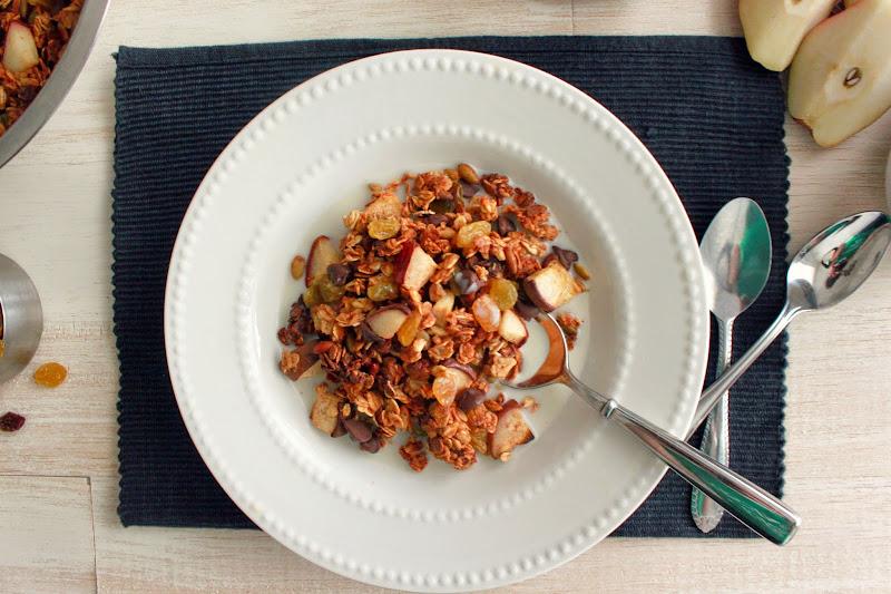 low calorie granola recipe