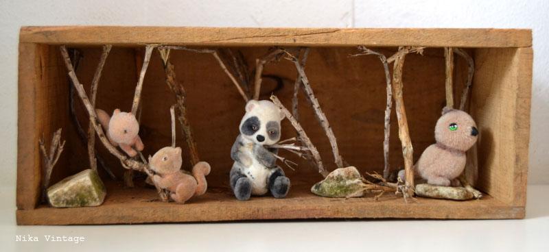 diorama, diy, hazlo tu mismo, regalos especiales, regalo navideño