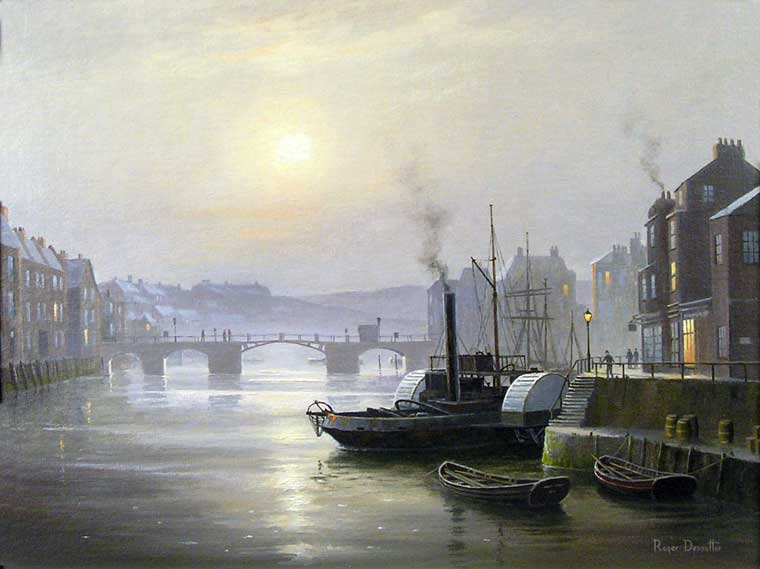 - Roger Charles Desoutter 1923 - British  Maritime paintings - Tutt'Art@ (7)