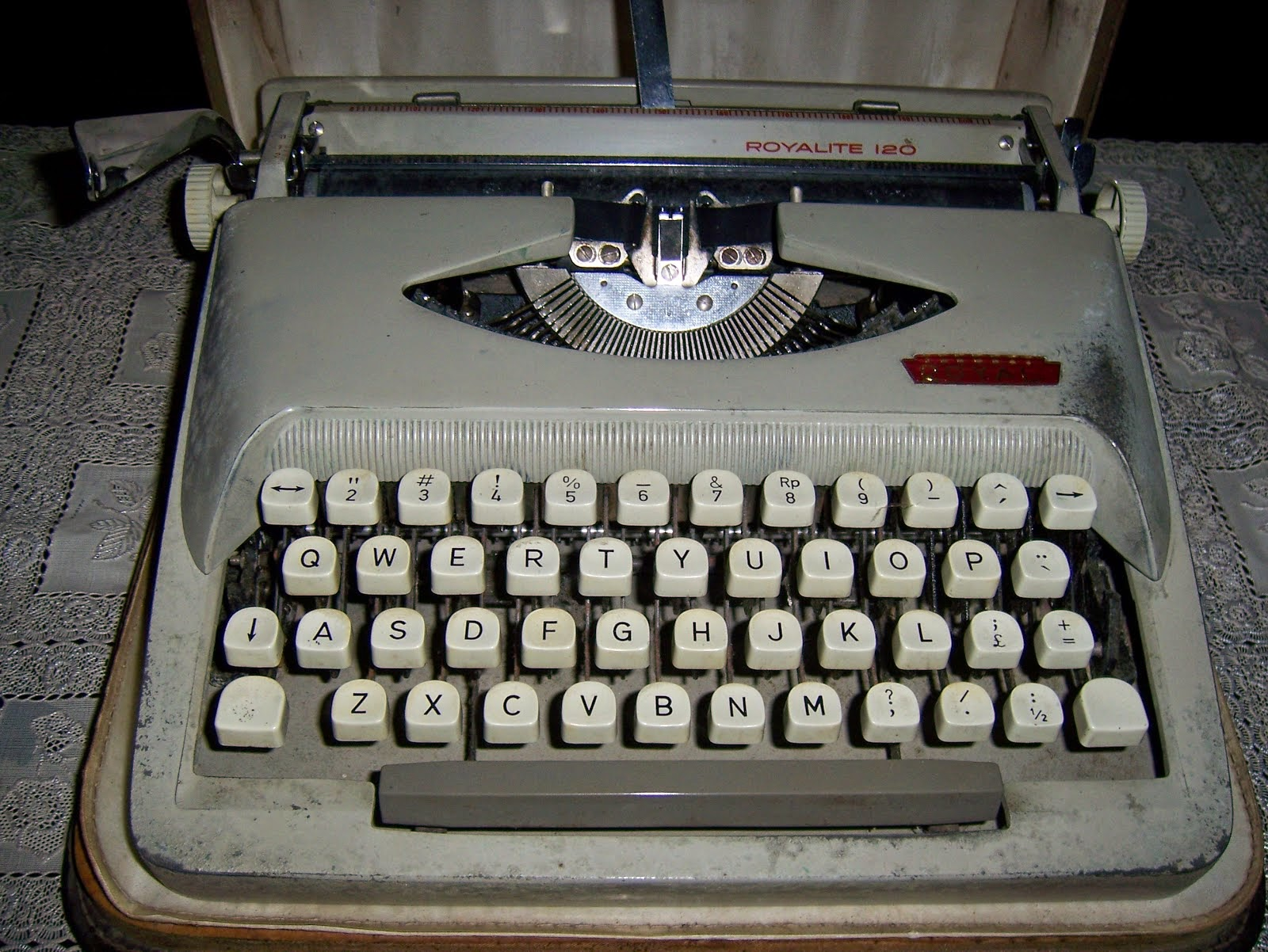Sejarah Papan Keyboard QWERTY