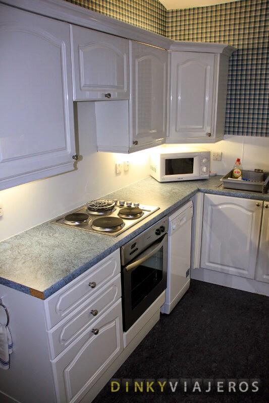 Skene House HotelSuites Rosemount. Cocina
