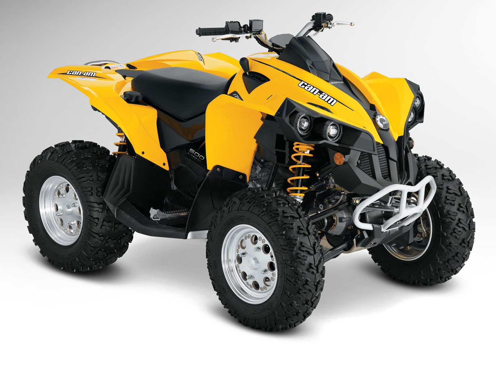 atv pictures 2012 canam outlander renegade 500. Black Bedroom Furniture Sets. Home Design Ideas