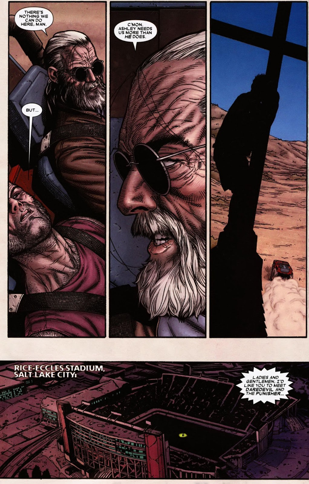 Read online Wolverine (2003) comic -  Issue #68 - 9