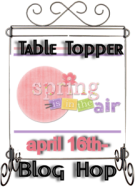 Link to Table Topper blog hop