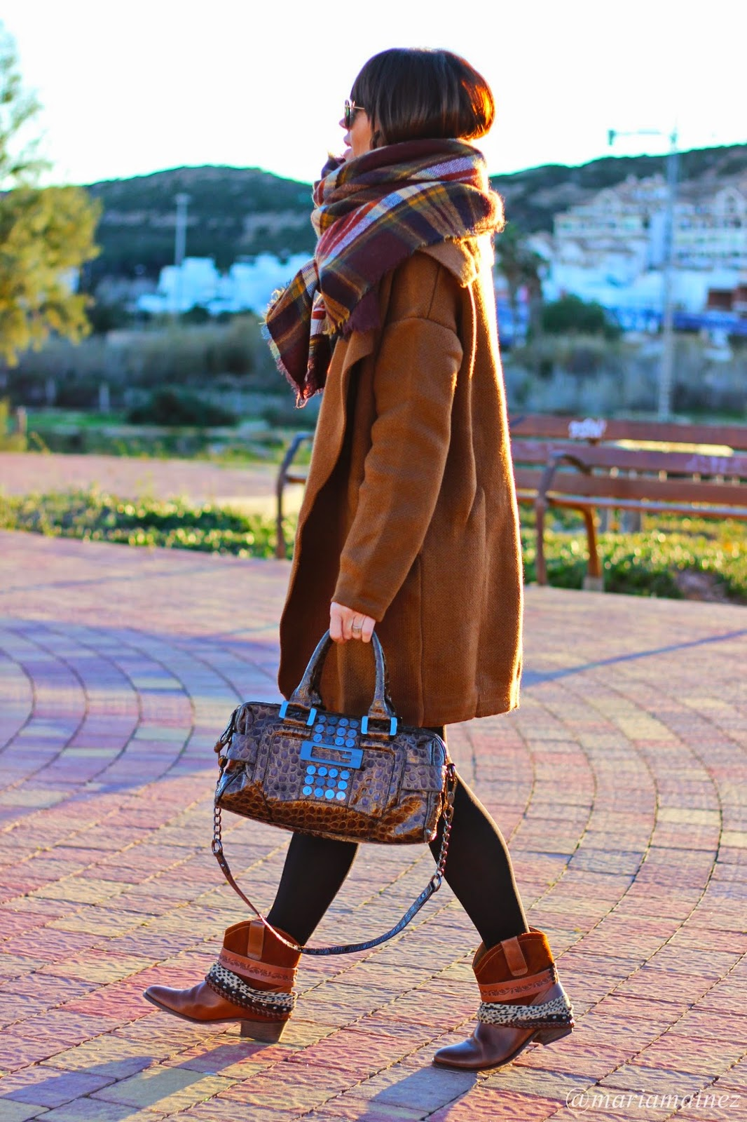 Streetstyle 2015 - Fashion Blogger - Cardigan Sheinside - Manta Zara