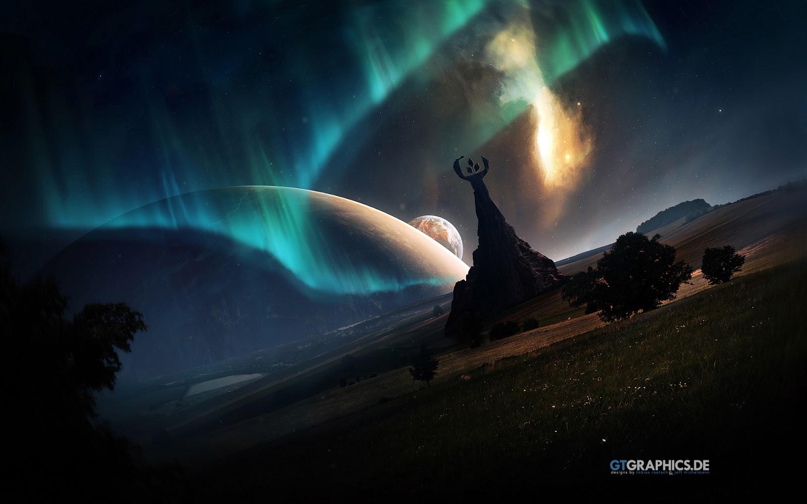 hình nền vũ trụ đẹp