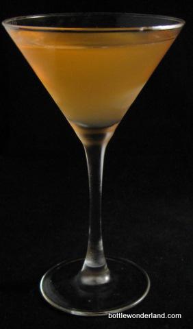 Warsaw Cocktail Drink