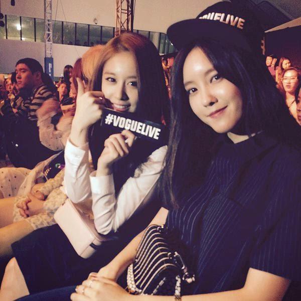 "150321 MinYeon @""The Studio K"" 2015 F/W Seoul Fashion Week"