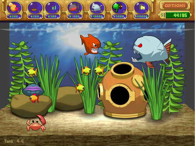 insaniquarium deluxe game free full version