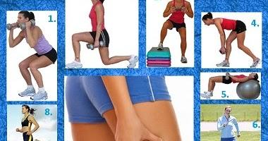 4 exercice pour perdre des cuisses rapidement