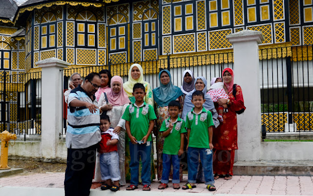 Melilau di Kuala Kangsar