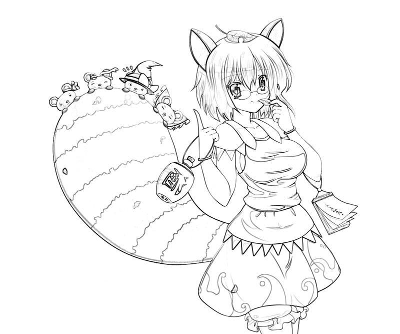 mamizou-futatsuiwa-character-coloring-pages