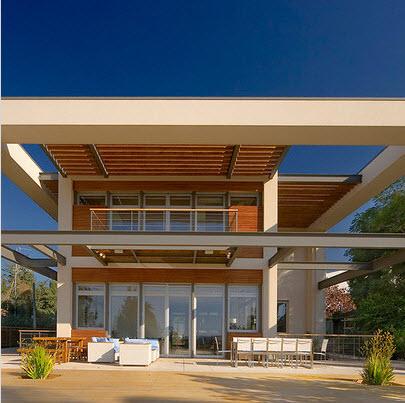Fachadas de casas modernas todo para dise ar una hermosa for Modelos de casas con terrazas modernas