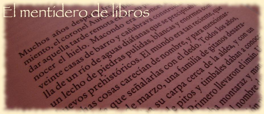 El mentidero de libros