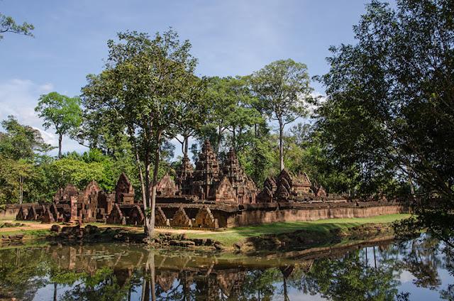 Bantei Srei  · Siem Reap · Cambodia